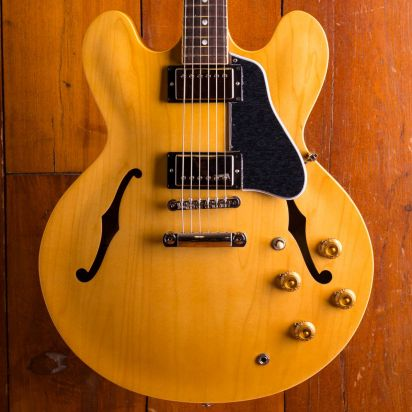 Gibson ES-335 Gloss Dark Natural