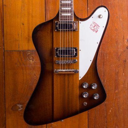 Gibson Firebird, Vintage Sunburst