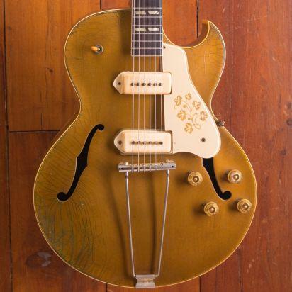 Gibson Gibson 1953 ES-295 Gold #A13684