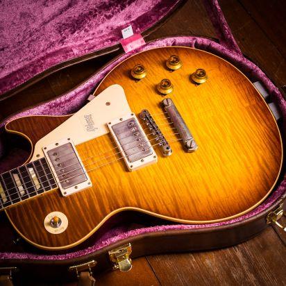 Gibson CS 60th Anniversary 1959 Les Paul Std Bolivian