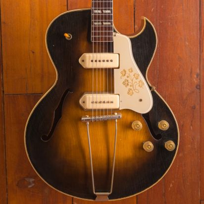 Gibson Gibson 1953 ES-295 Tobacco Burst #A13887