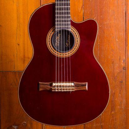 Gibson Chet Atkins Nylon CE Wine Red