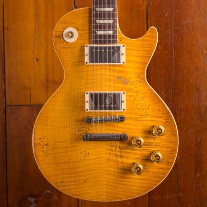 Gibson Custom Paul Kossoff Sunburst 1959 Les Paul, Aged #8/100