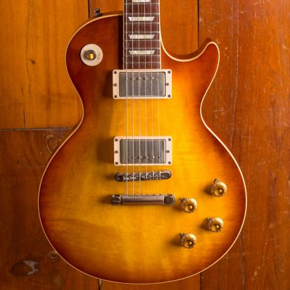Gibson '58 Les Paul Reissue Ice Tea