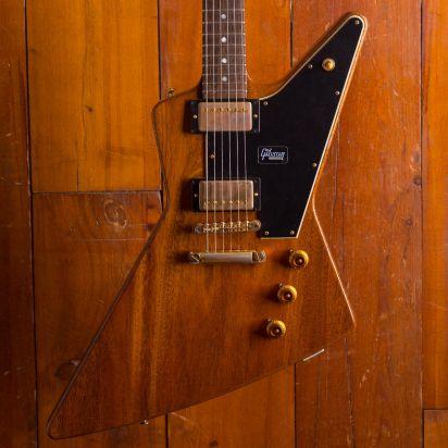 Gibson CS  1958 Mahogany Explorer - Max 15th limited run - Aged, #Max 022