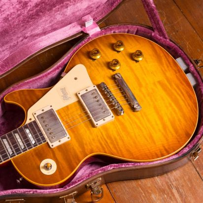 Gibson CS 1959 Les Paul Standard Heavy Aged