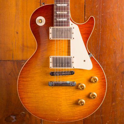 Gibson Custom Don Felder Les Paul 1959 Lemon Burst (The Eagles) Aged  Signed # 17 / 50