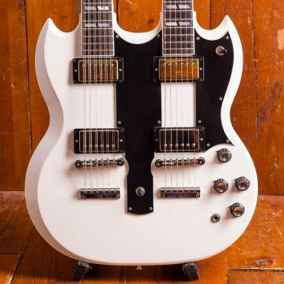 Gibson EDS1275, Alpine White