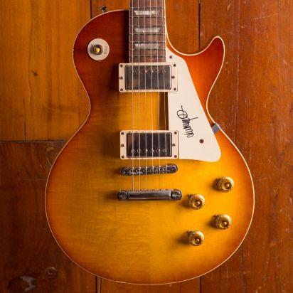 """Gibson Custom Eric Clapton 1960 Les Paul""""Beano"""" Aged # 27 / 150"""