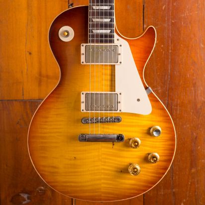 Gibson Custom Michael Bloomfield Signature 1959 Les Paul, Aged, #79/100