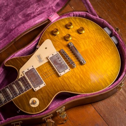 Gibson CS MAX 15th Anniversary LTD 1959 Les Paul, #Max 015