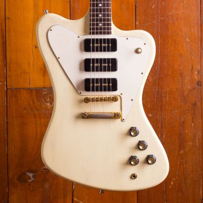 Gibson Firebird Non Reverse TV white Mahogany 3/PU CS