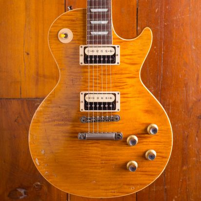 Gibson Custom Slash 1959 Les Paul, #2 AFD, Aged & Signed, #47