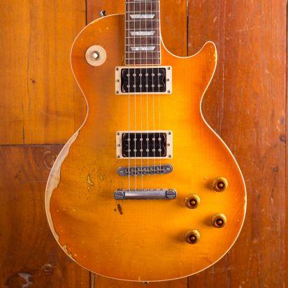 Gibson Custom Slash 1959 Les Paul, # 1, Aged & Signed, #066