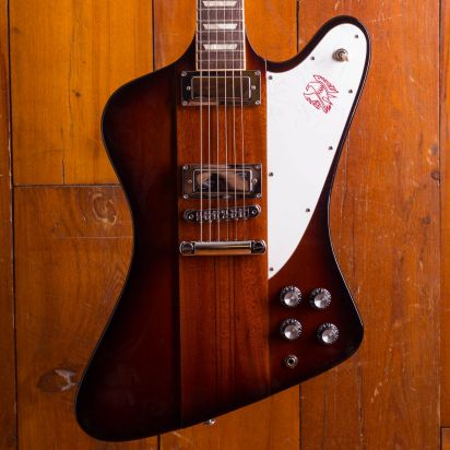 Gibson Firebird Tobacco Burst