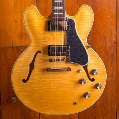 Gibson CS ES-355 Figured, Vintage Natural