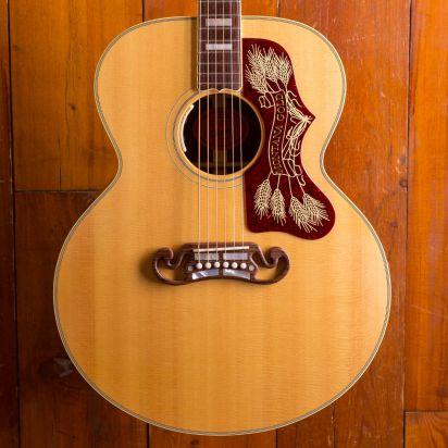 Gibson SJ200 Montana Gold Mystic Rosewood Antique Nitro