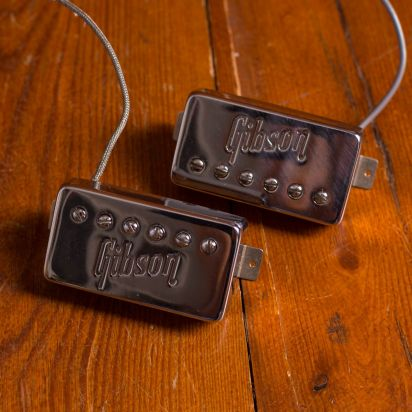Gibson T-Top embosed Set