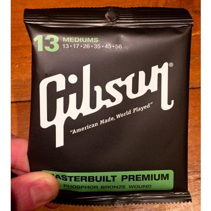 Gibson Masterbuilt Phosp .013-.056