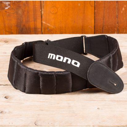 Mono Cases M80 Betty Strap Sharkskin Jet Black Short