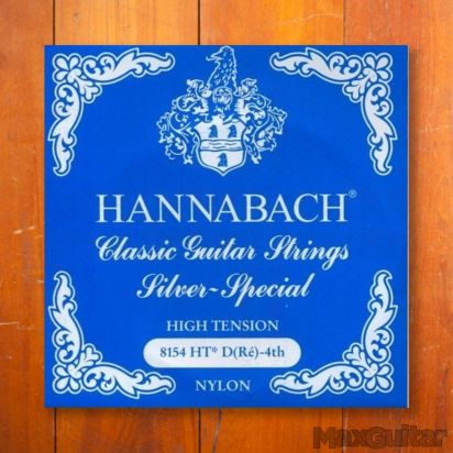 Hannabach 8154HT, High tension Silver Special, D4w
