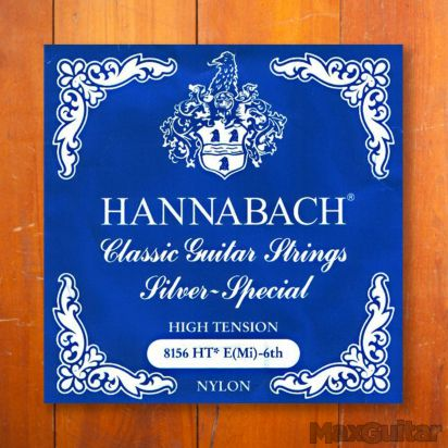 Hannabach 8156HT, High tension Silver Special, E6w