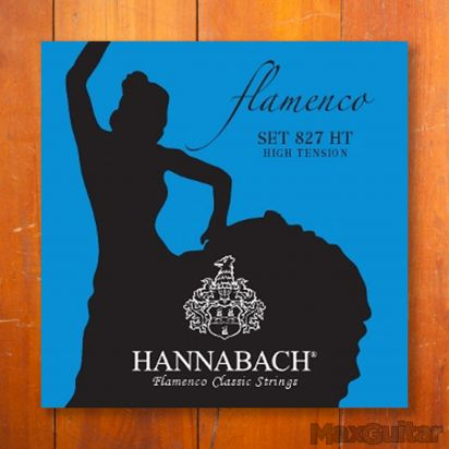 Hannabach 827HT, High tension Flamenco Classic