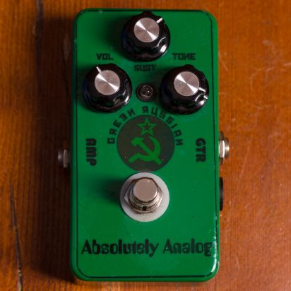 Absolute Analog Green Russian