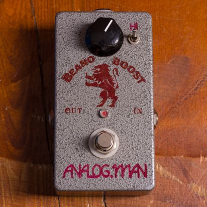 Analogman Beano Boost