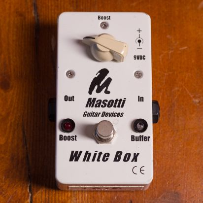 Masoti White Box Buffer & Booster