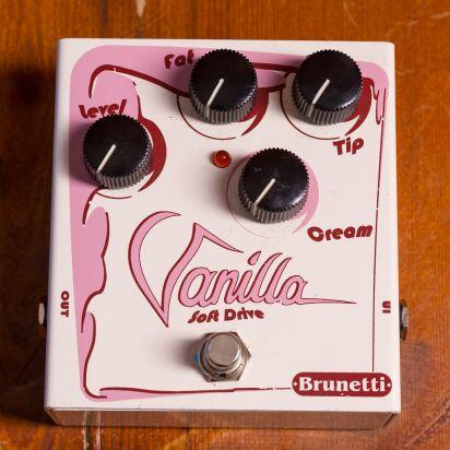 Brunetti Vanilla Soft Drive