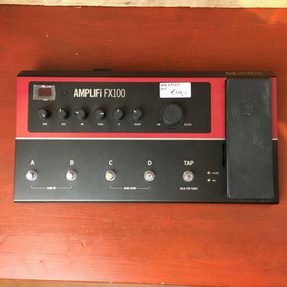 Line 6 AmpliFX-100, Multieffect