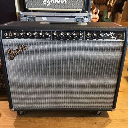 Fender Twin Amplifier Pro Tube Series