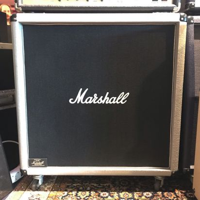 Marshall Silver Jubilee 4x12 Cabinet 1987