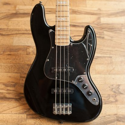 Squier Vintage Modified Jazz Bass '77 MN BLK