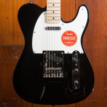 Squier Affinity Series Telecaster MN BLK