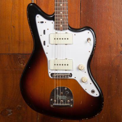 Fender Road Worn '1960s Jazzmaster RW 3-CSB