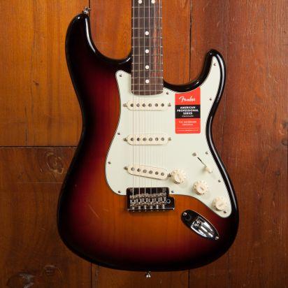 Fender American Pro Strat RW 3TS