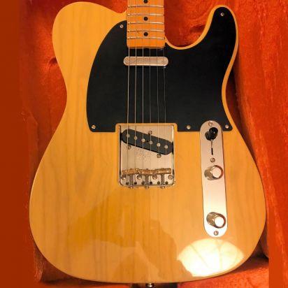 Fender American 1952 Vintage Tele Butterscotch