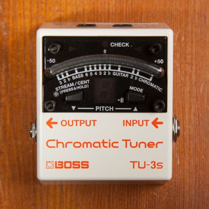 BOSS TU-3S Stage Tuner