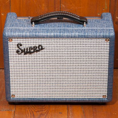 Supro 1606 Super 1x8 Tube Amp