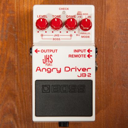 BOSS JB-2 Angry Driver
