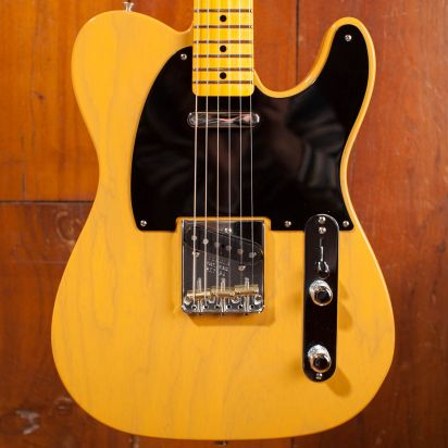Fender CS 52 Tele NOS Butterscotch Blonde #R17494