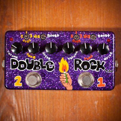 Zvex Double Rock Handpainted, -