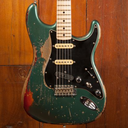 Fender CS Garage Mod 1969 Strat Heavy Relic SH