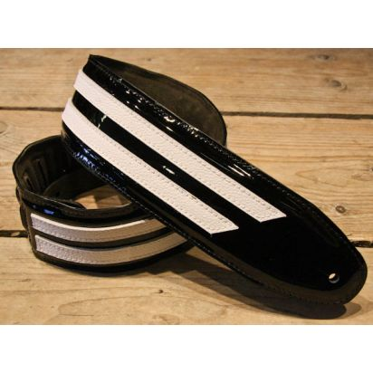 Max Guitar Surf Black Stripes