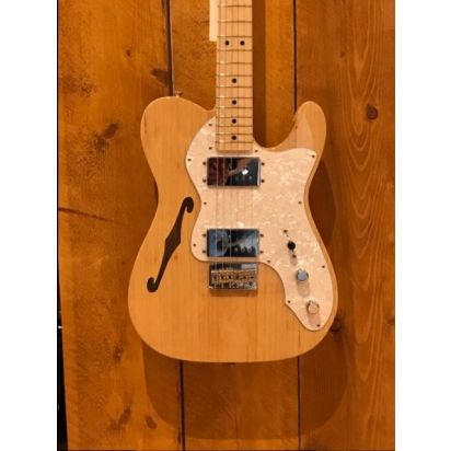 Fender Classic Series '72 Telecaster Thinline MN NT