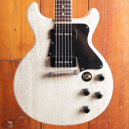 Gibson CS Les Paul Special, White