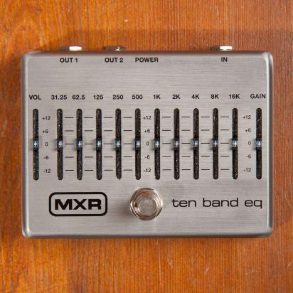 MXR Ten Band Graphic EQ