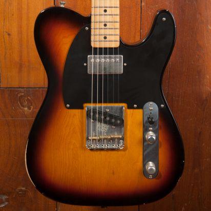 Fender Special Edition Road Worn Hot Rod Tele 3TSB